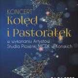 Koncert kolęd i pastorałek Studia Piosenki
