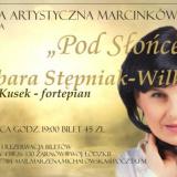 Koncert w Marcinkowie