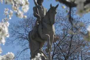 Pomnik T. Kościuszki