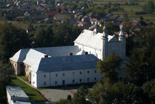 Zespół klasztorny w Kazanowie