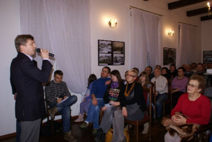 """Dyrektor BPMiG Końskie - Dariusz Kowalczyk  zaprasza do obejrzenia  filmu """"Trzeci Warunek"""""""