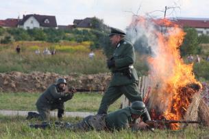 Rekonstrukcja bitwy pod Kazanowem