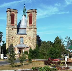 Kościół p.w. Świętej Trójcy w Fałkowie