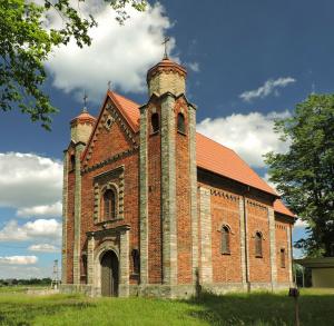Kaplica św. Rocha w Gowarczowie