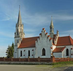 Kościół pw. św. Wawrzyńca w Niekłaniu