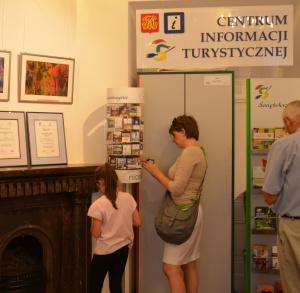 Centrum Informacji Turystycznej - przeniesione