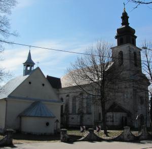 Sanktuarium Matki Bożej Wychowawczyni w Czarnej