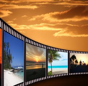 Filmy w kinie letnim na Sielpi