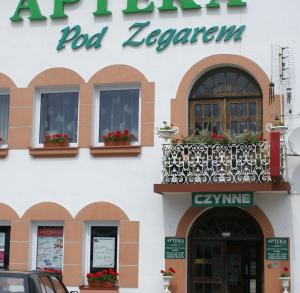 Apteka Pod Zegarem