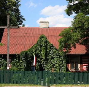 Muzeum etnograficzno - historyczne w Fałkowie