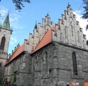 Kolegiata św. Mikołaja i Wojciecha w Końskich
