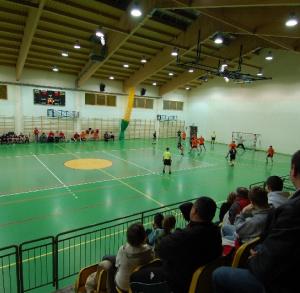 Hala Sportowa w Stadnickiej Woli