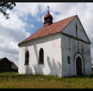 Kaplica św. Barbary w Pilczycy