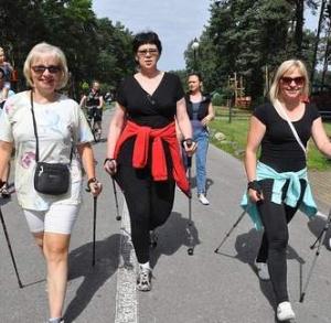 Nordic Walking - trasy w Sielpi