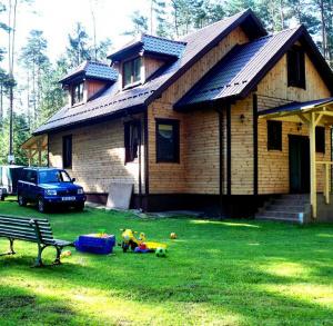 Dom Wypoczynkowy Basieńka