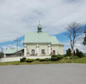 Kościół pw. św. Jana Chrzciciela i Anny