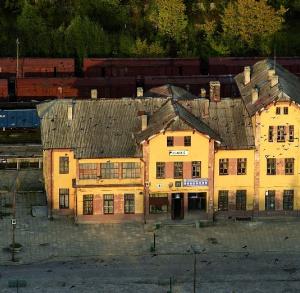 Dworzec nieczynny
