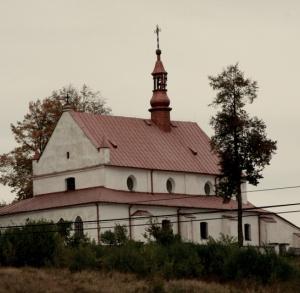 Kościół p.w. śś. Jacka i Katarzyny w Odrowążu