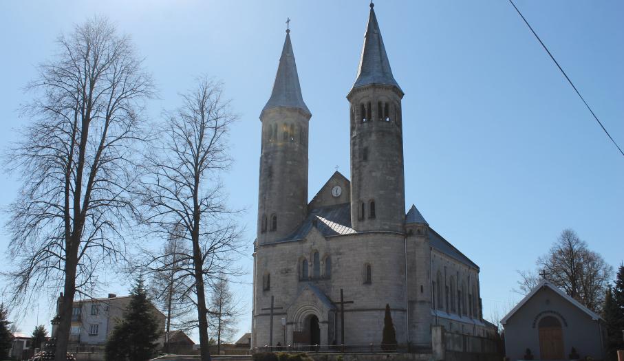 Kościół w Miedzierzy