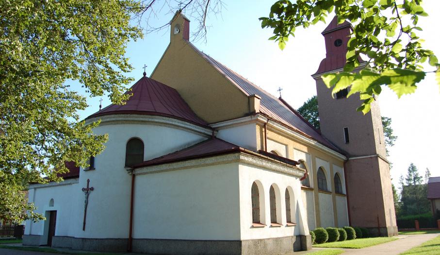 Kościół w Krasnej