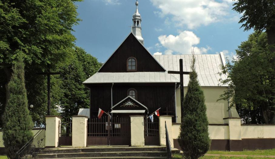 Kościół w Lipie
