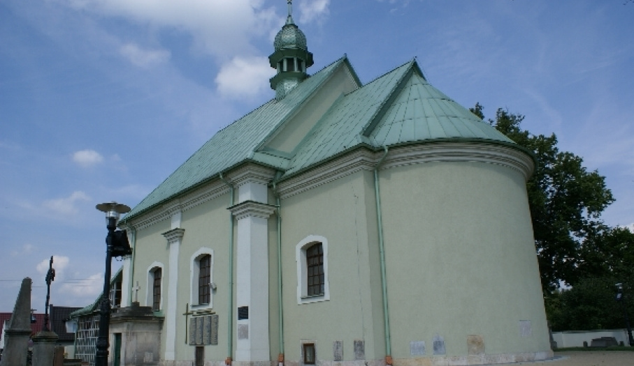 Kościół pw. śś Jana Chrzciciela i Anny