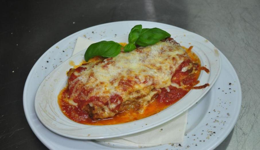Lasagne mięsna