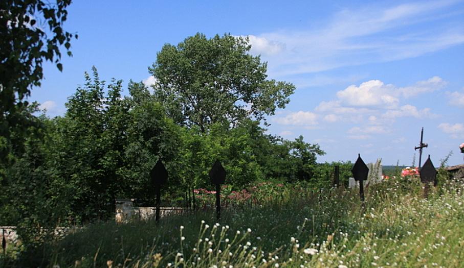Cmentarz  żołnierzy poległych w czasie I wojny światowej