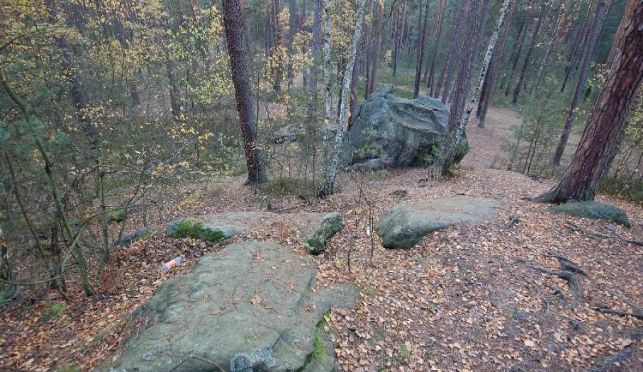 Pomnik przyrody Piekło-Gatniki