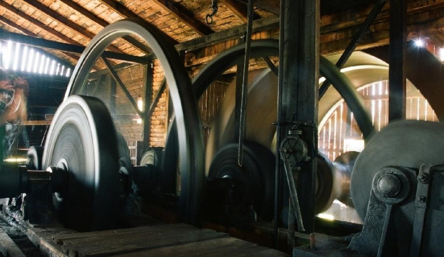Zabytkowy Zakład Hutniczy w Maleńcu