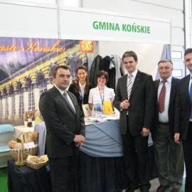 Gmina Końskie na AGROTRAVEL 2010
