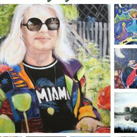 Wystawa prac i spotkanie z Katarzyną Gärtner