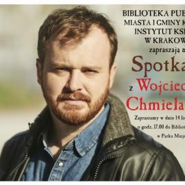Wojciech Chmielarz w Końskich
